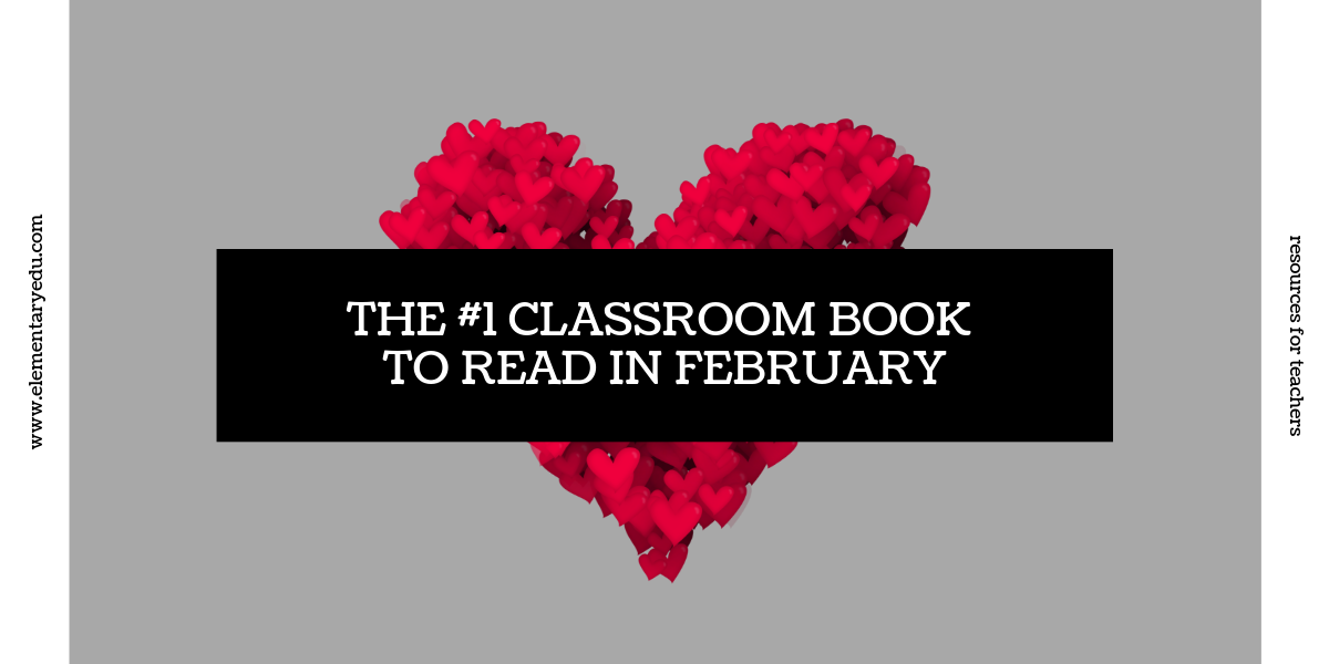 valentine's day book, february book